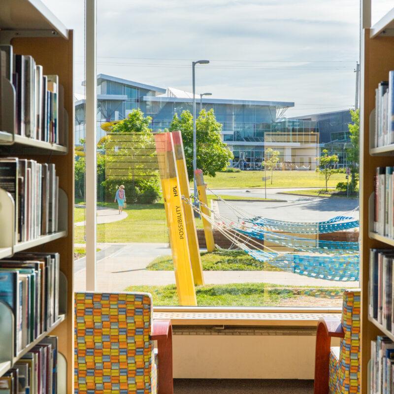 Keshen Goodman Outdoor Library