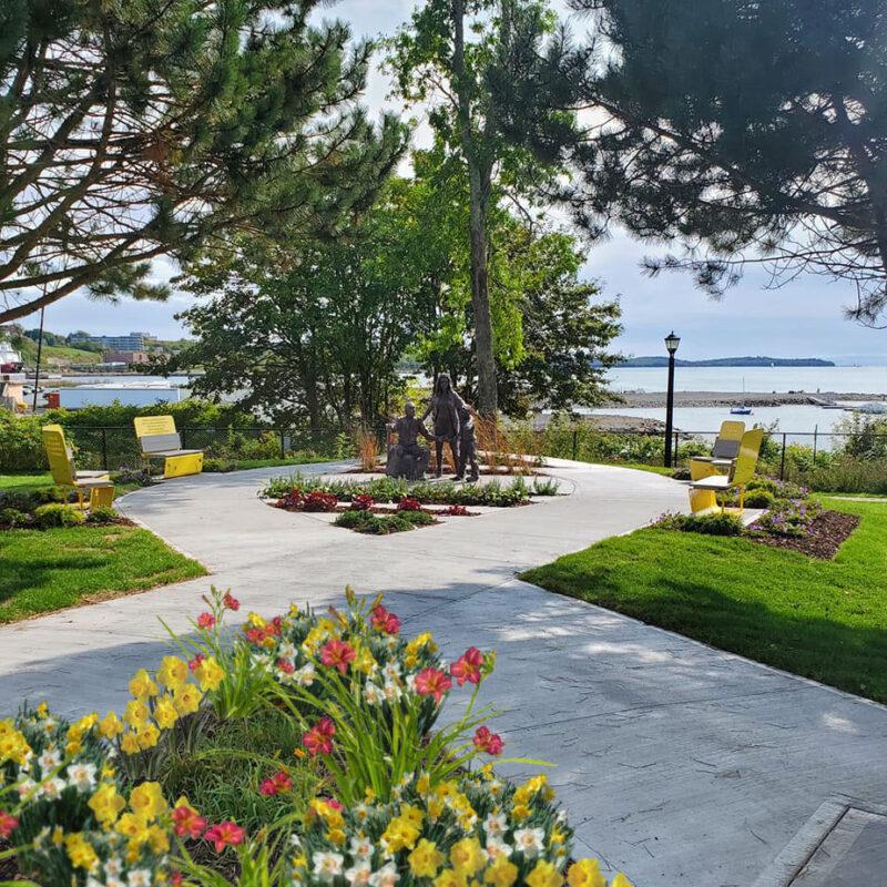 Daffodil Garden for Cancer Survivors